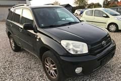 Toyota RAV4 VVT-i Van 1,8