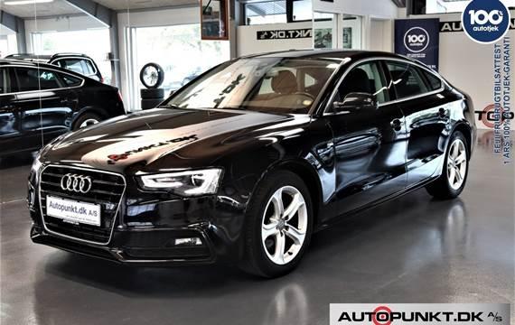 Audi A5 TFSi 170 SB Multitr. 1,8