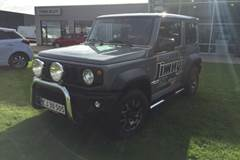 Suzuki Jimny Adventure AllGrip 1,5