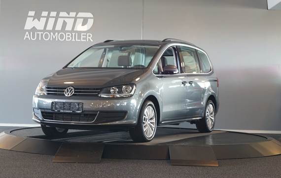 VW Sharan TSi 150 Comfortline DSG 1,4