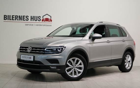 VW Tiguan TDi 240 Highline DSG 4M 2,0