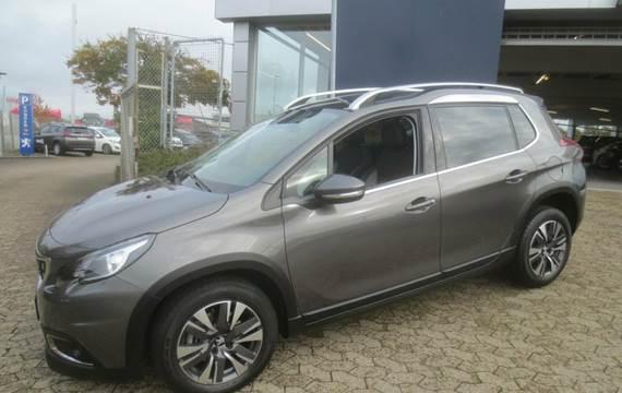 Peugeot 2008 PT 110 Exclusive+ EAT6 1,2