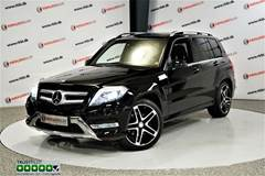 Mercedes GLK350 CDi aut. 4-M BE 3,0