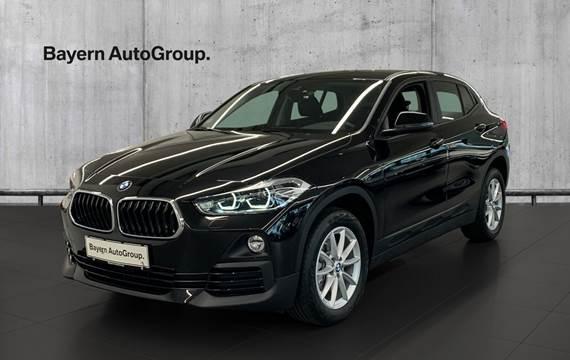 BMW X2 sDrive18d aut. 2,0
