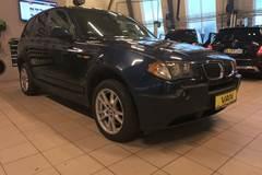 BMW X3 D Van 3,0