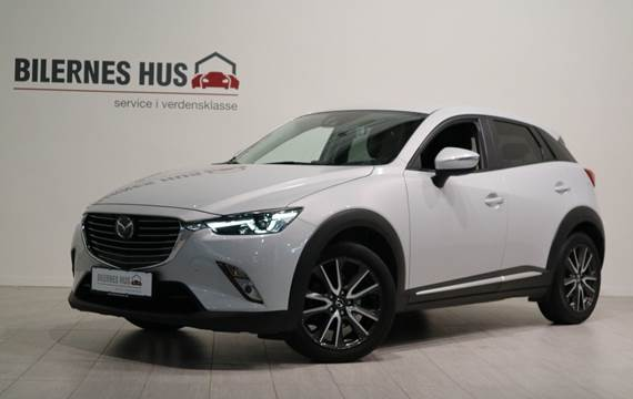 Mazda CX-3 Sky-G 120 Optimum 2,0