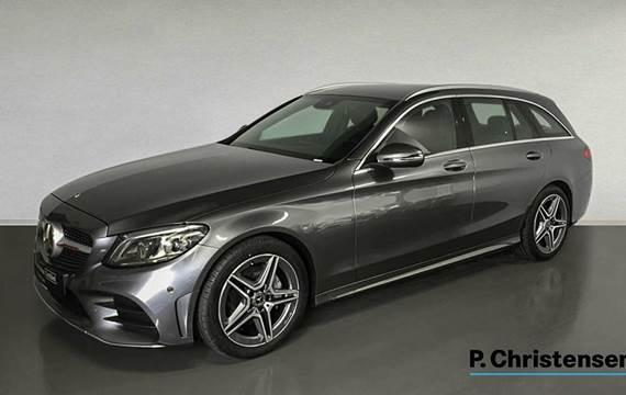 Mercedes C200 AMG Line stc. aut. Van 1,5