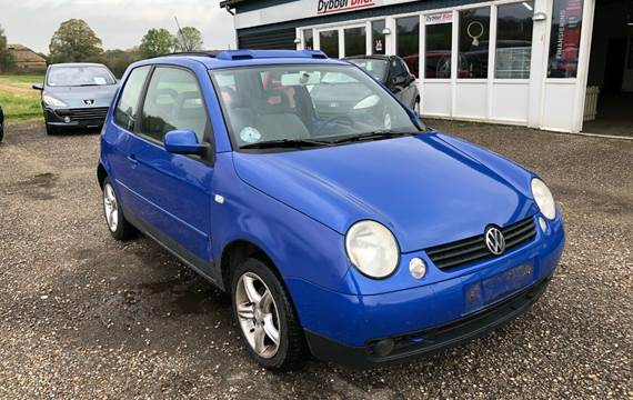 VW Lupo 16V 75 1,0