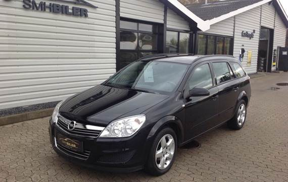 Opel Astra 16V 115 Enjoy Wagon 1,6