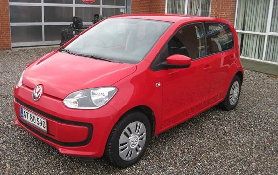 VW UP! 60 Move Up! 1,0