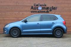 VW Polo TSi 140 BlueGT 1,4