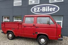 VW Transporter D Db.Cab 1,7