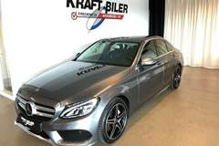 Mercedes C220 d Edition aut. 2,2