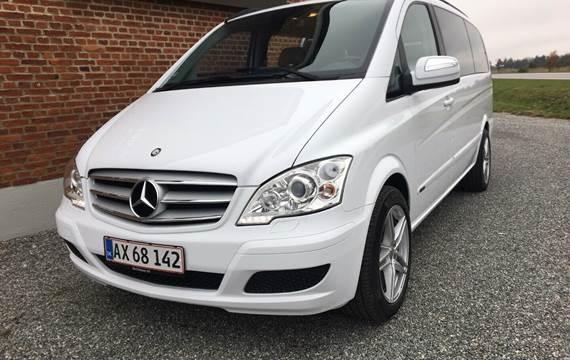 Mercedes Viano CDi Ambiente aut. lang 3,0