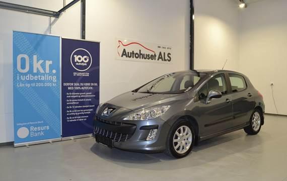 Peugeot 308 HDi 109 Premium 1,6