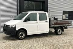 VW Transporter TDi 114 Kassevogn lang/høj BMT 2,0