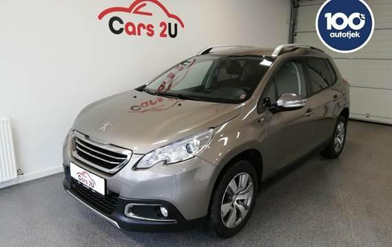Peugeot 2008 VTi 82 Style ESG 1,2