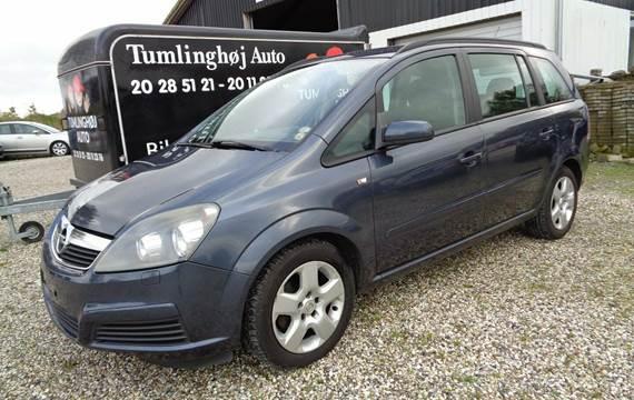 Opel Zafira 16V 140 Enjoy 7prs 1,8