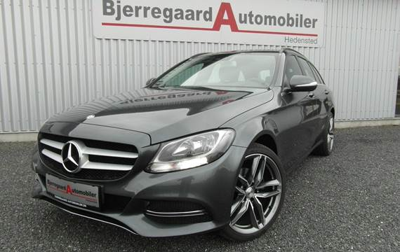 Mercedes C220 BlueTEC stc. 2,2