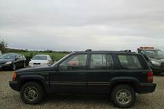 Jeep Grand Cherokee V6 aut. 4x4 4,0