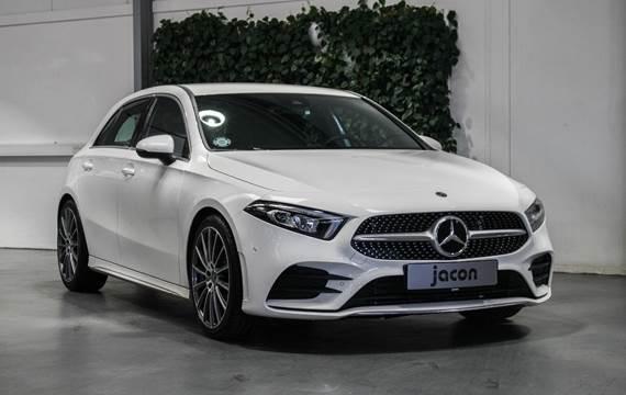 Mercedes A200 d aut. 2,0