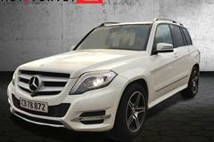 Mercedes GLK220 CDi aut. BE 2,2
