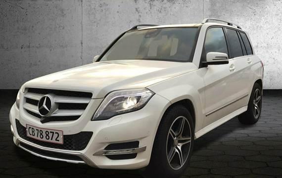 Mercedes GLK220 CDi aut. BE 2,2
