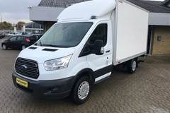 Ford Transit 350 L3 Chassis TDCi 125 Alukasse m/lift 2,2