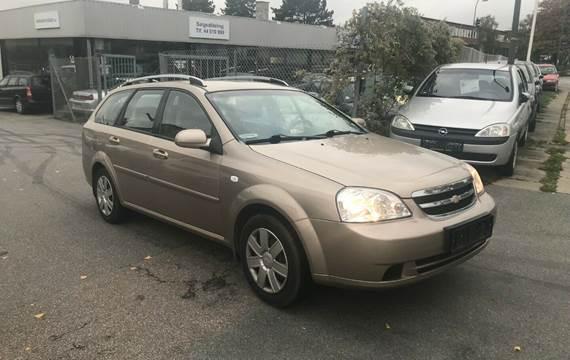 Chevrolet Nubira SE stc. 1,6