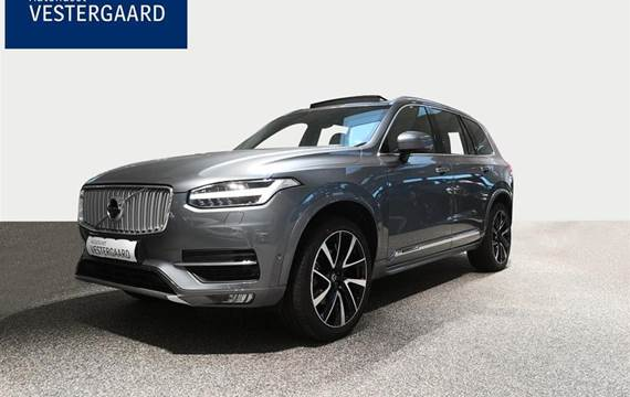 Volvo XC90 T6 Inscription AWD  5d 8g Aut. 2,0