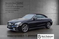 Mercedes C200 200  9G-Tronic  Cabr. 9g Aut. 2,0