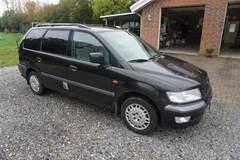 Mitsubishi Space Wagon GDI GLX  Van 2,4