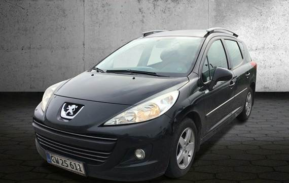 Peugeot 207 HDi 92 Sportium SW 1,6