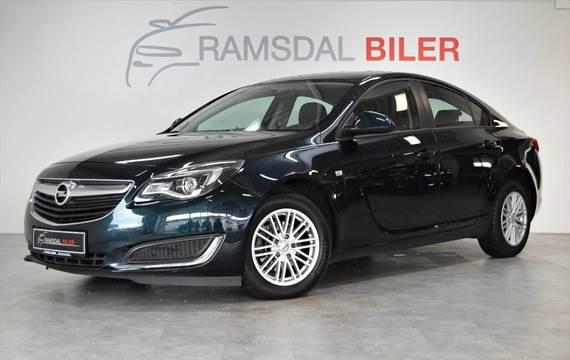 Opel Insignia CDTi 130 Edition aut. 2,0