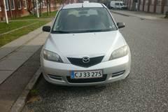 Mazda 2 DE Comfort 1,4