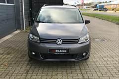 VW Touran TDi 105 Match BMT 7prs 1,6