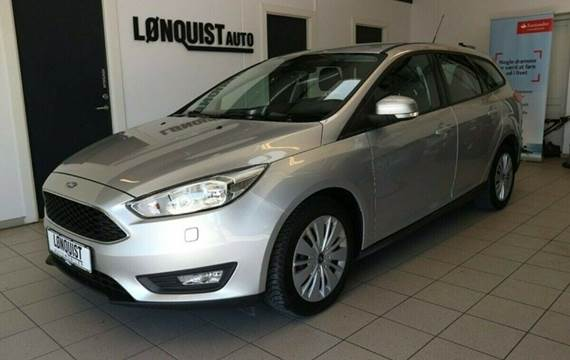 Ford Focus SCTi 125 Trend stc. 1,0