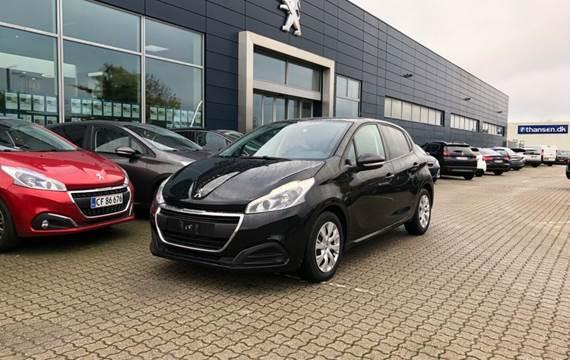 Peugeot 208 BlueHDi 100 More 1,6