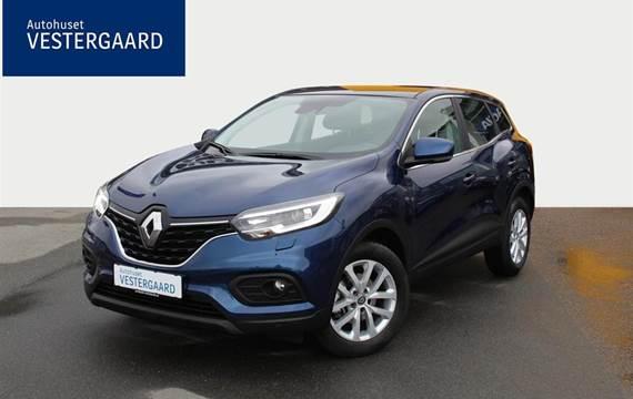 Renault Kadjar 1,5 Blue DCi Zen EDC  5d 7g Aut.