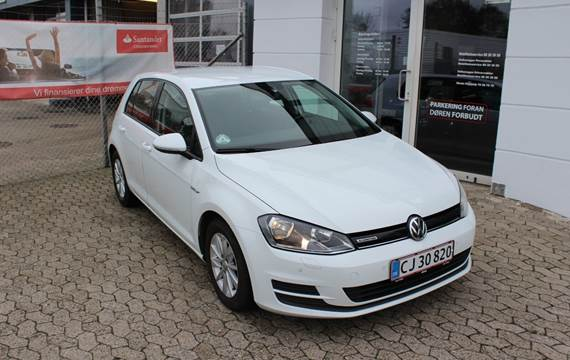VW Golf VII TDi 110 Edition 40 BM 1,6