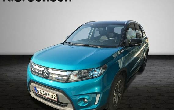 Suzuki Vitara Exclusive 1,6
