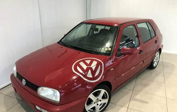VW Golf III Family 1,8