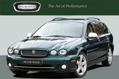 Jaguar X-type D Luxury Estate 2,2