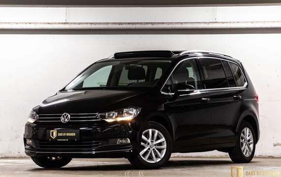 VW Touran TSi 150 Highline DSG 7prs 1,4