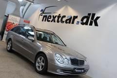 Mercedes E320 CDi Avantgarde stc. aut. 3,2