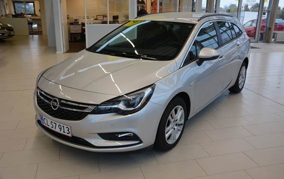 Opel Astra T 150 Excite ST aut. 1,4