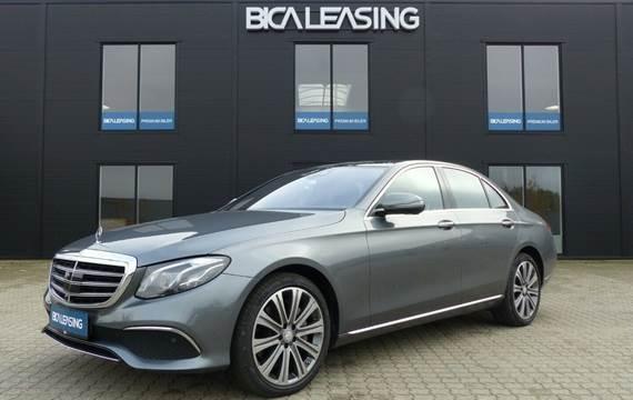 Mercedes E350 d Exclusive aut. 3,0