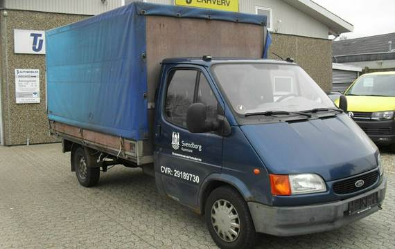 Ford Transit 100L TD 100 Chassis 2,5