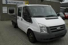 Ford Transit 300M Db.Cab TDCi 85 Ladvogn 2,2