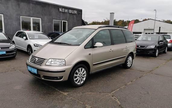 VW Sharan TDI  6g 2,0